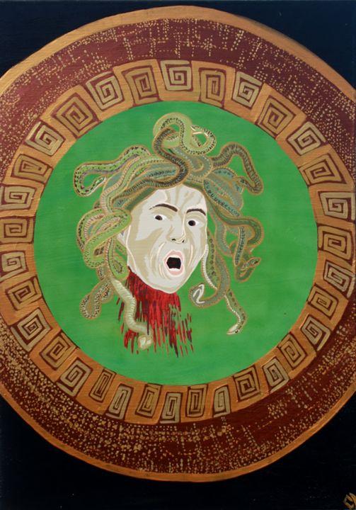 Medusa - Corissa Dean