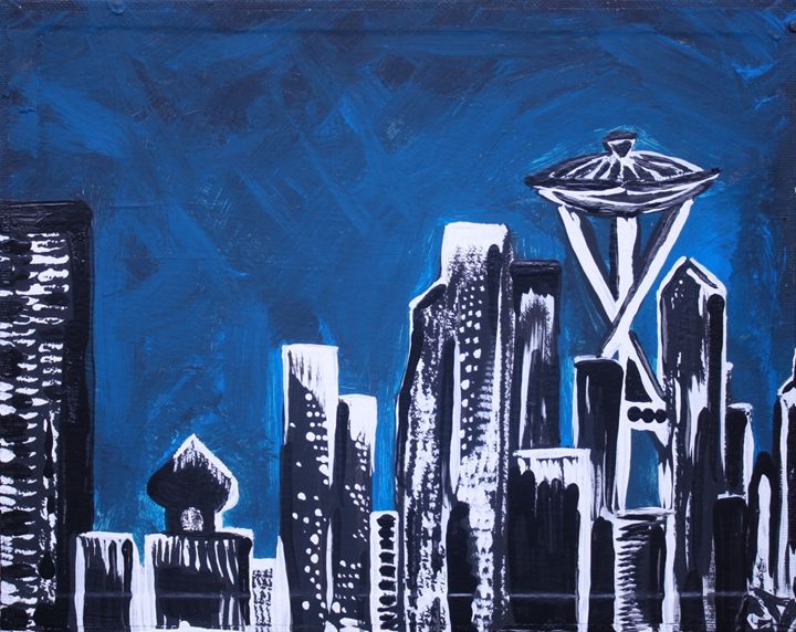 Seattle Nights - Corissa Dean