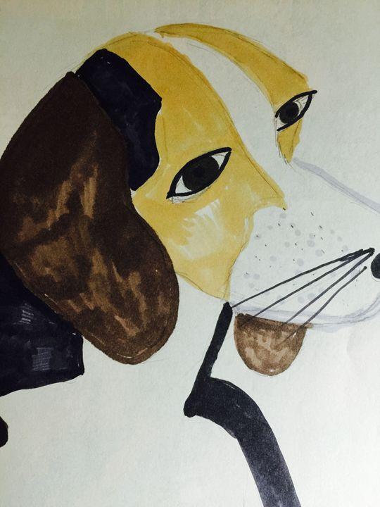 Beagle - Rita Arts Gallery