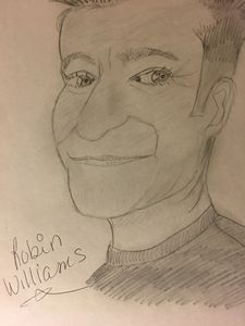 Late Robin Williams