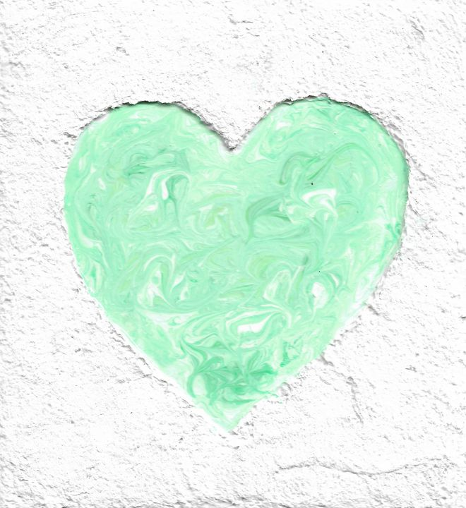 Green Heart - Chris Doyle