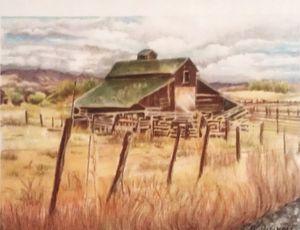 Ellenberg Old Barn