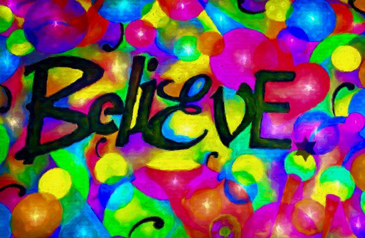 Believe - Laurie'sArt111