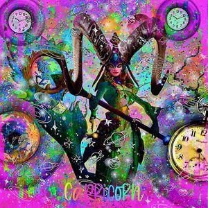 Capricorn Zodiac Art