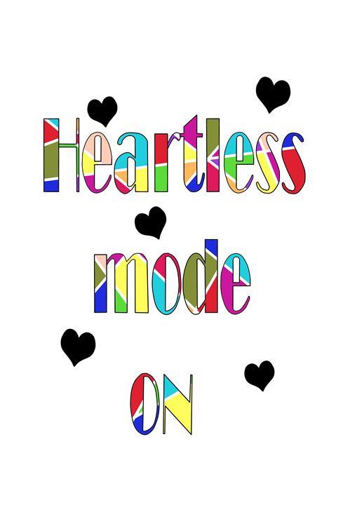 Heartless Mode - Asri