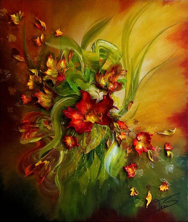 Ô-Fallen - Thaïs Laya Art