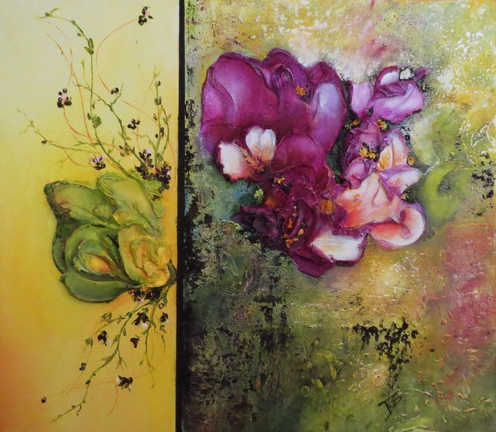 Drea - Thaïs Laya Art