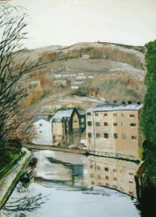 Hebden bridge - Dave Lowe