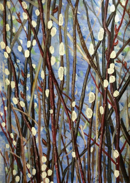 Spring Willow - Jenny Shaykevich
