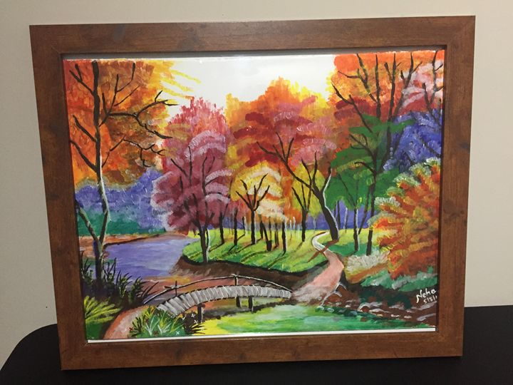Autumn Forest - Neha's Gallery