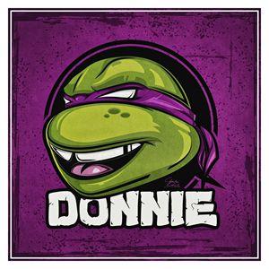 TMNT Donnie Print