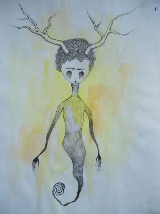 Mythical creature 2 - golden section 21