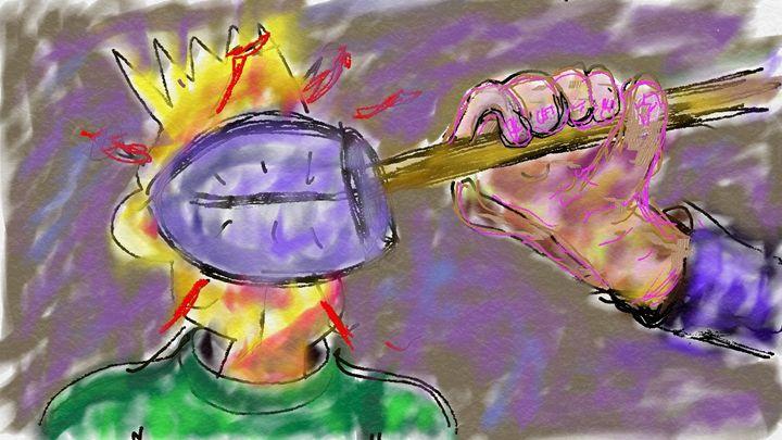 Shovelhead. - ArtPop