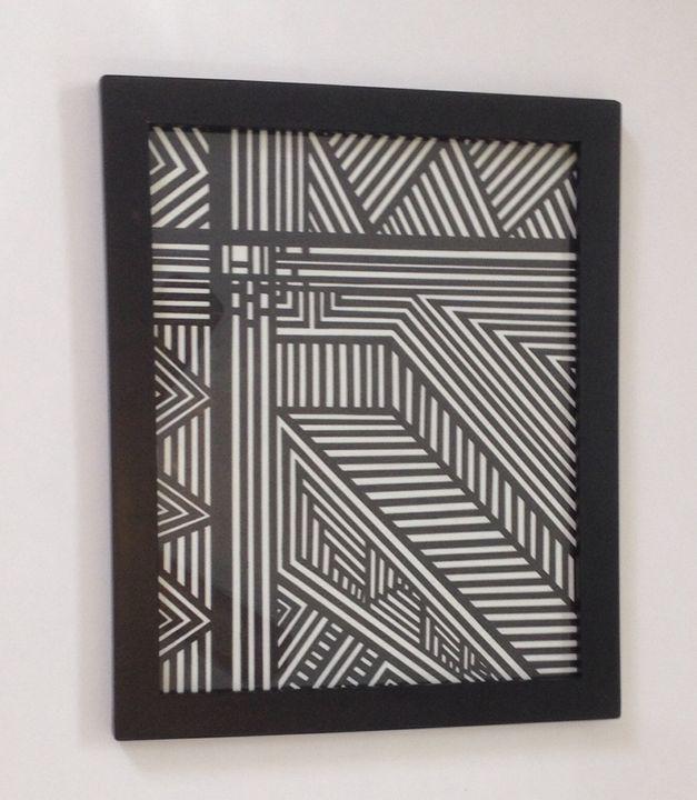 Straight lines - Kurtis gentile