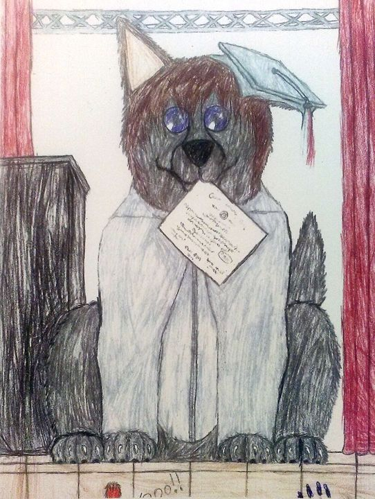 Graduation  Wolfy - Fate-0