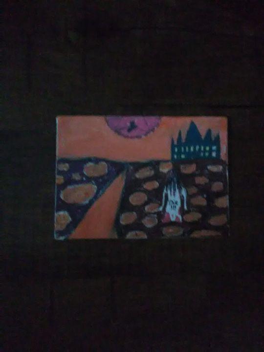 Haunted Castle - Shariyah Oliver