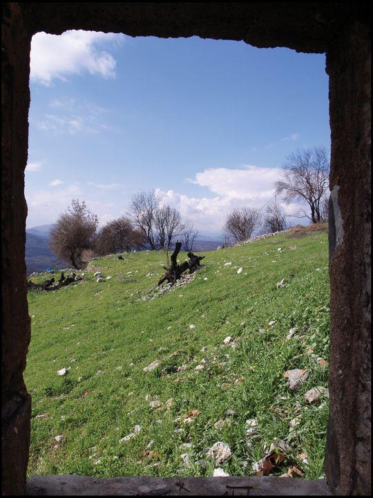 Window -  Anagnostopoulou.anastasia