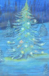 Ooo Christmas tree oo Christmas tree