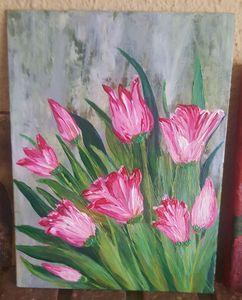 Rebel Tulips