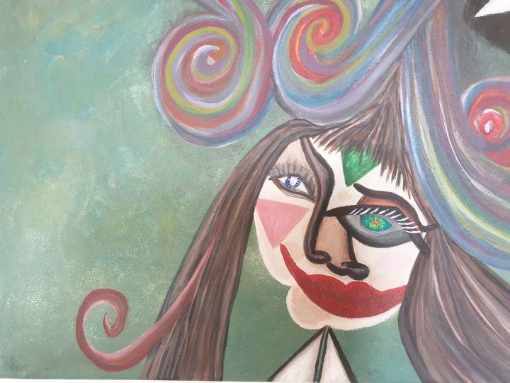 Twice a woman - Feeling Creative