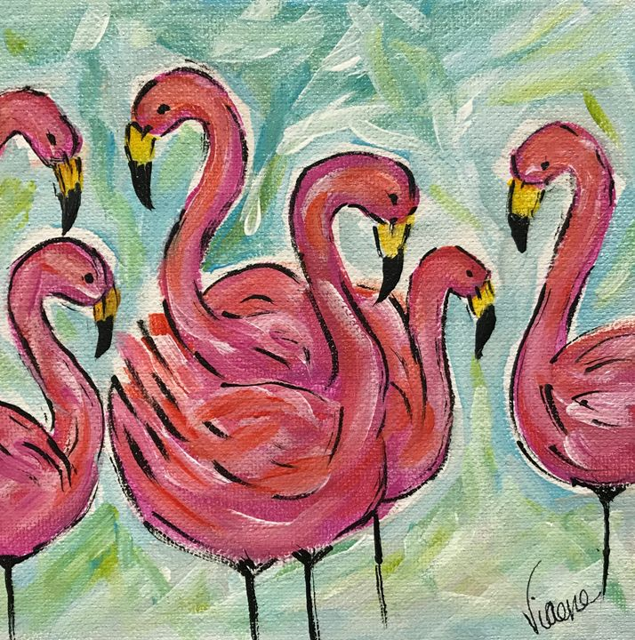 Pretty In Pink - Jennifer Viaene