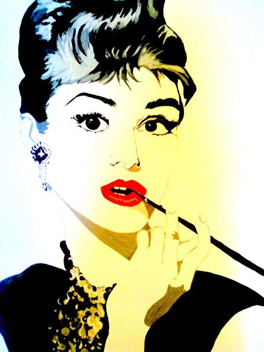 Audrey - BG