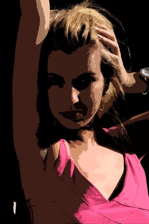 A Girl in Shadow - BG