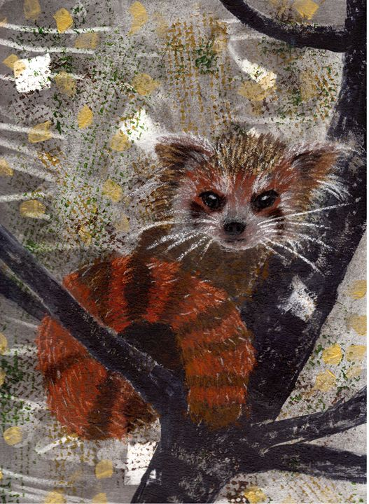 Red Panda - Wendy Smalley