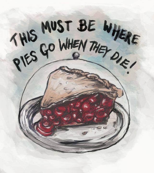 Damn fine cherry pie. - Hamilton