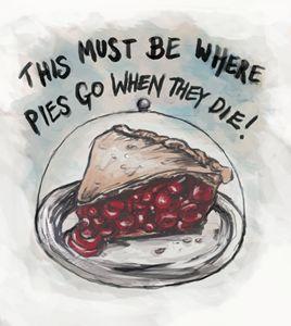 Damn fine cherry pie.