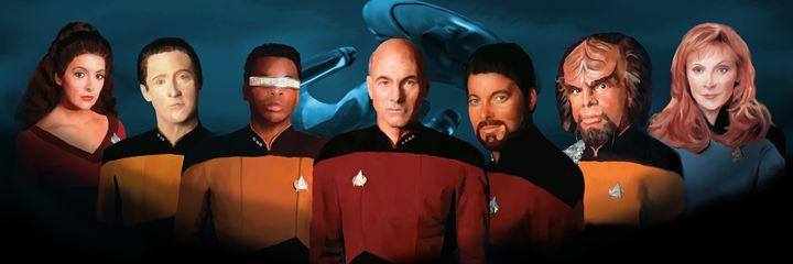 Star Trek: Picard's Crew - Joyful Creations