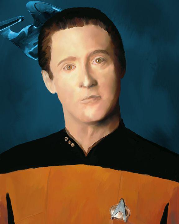 Star Trek: Data - Joyful Creations