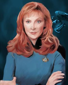 Star Trek: Doctor Crusher