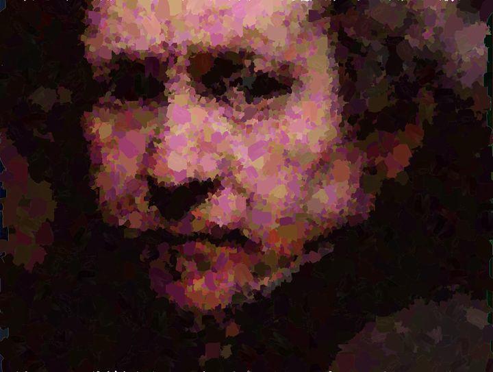 Rembrandt Portrait - Portraits by Samuel Majcen