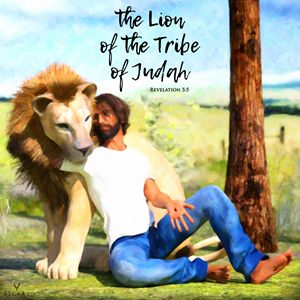 Jesus the Lion