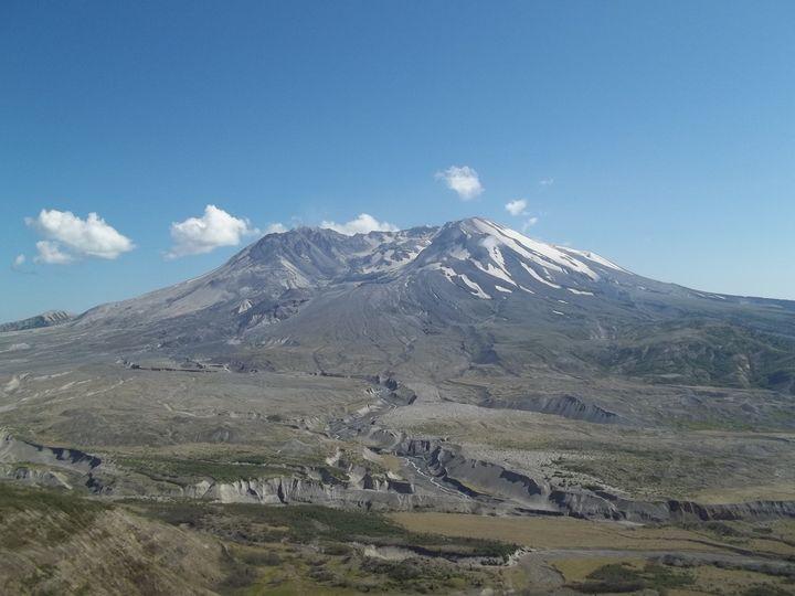 Mount Saint Helens - NeworImage