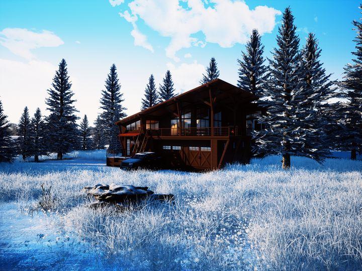 Cabin in the Woods - NeworImage
