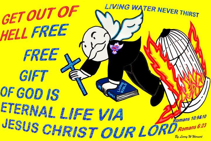 Jesus Freeing - Jesus Marketing & Country