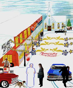 A Pleasant Valley  Christmas - Jesus Marketing & Country