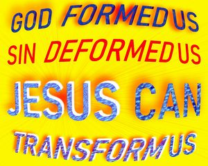 Jesus  Can Transform US - Jesus Marketing & Country