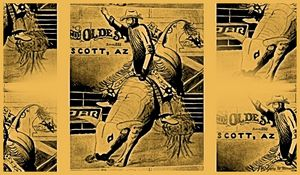 Bull Riding - Jesus Marketing & Country