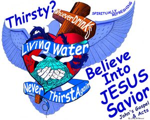 Thirsty? - Jesus Marketing & Country