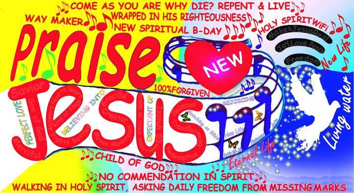 Praise Jesus - Jesus Marketing & Country