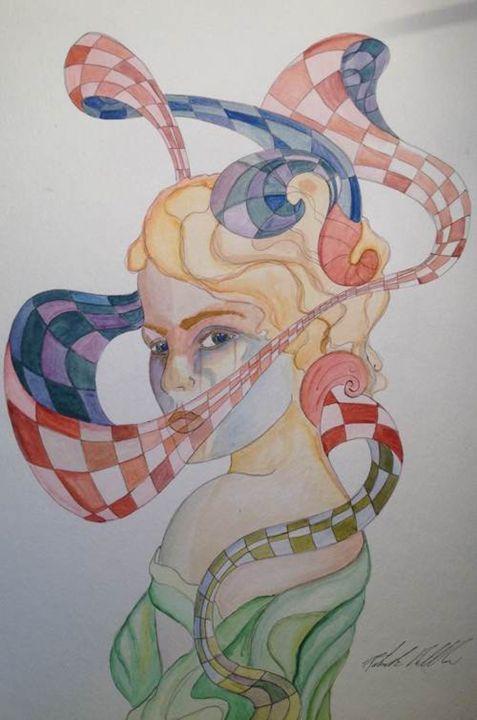 Gypsy - kelleherArt