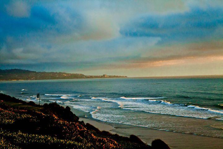 Pacific Ocean - Lightstage Photography