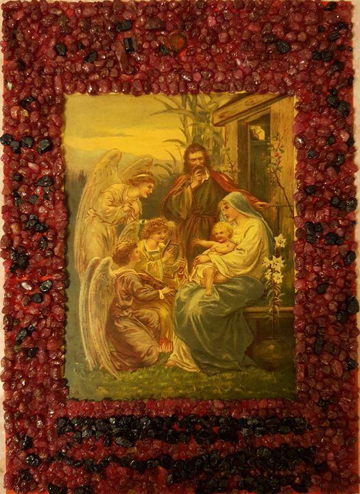 Jesus bless - Reema