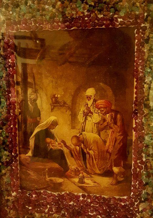 Birth of jesus - Reema