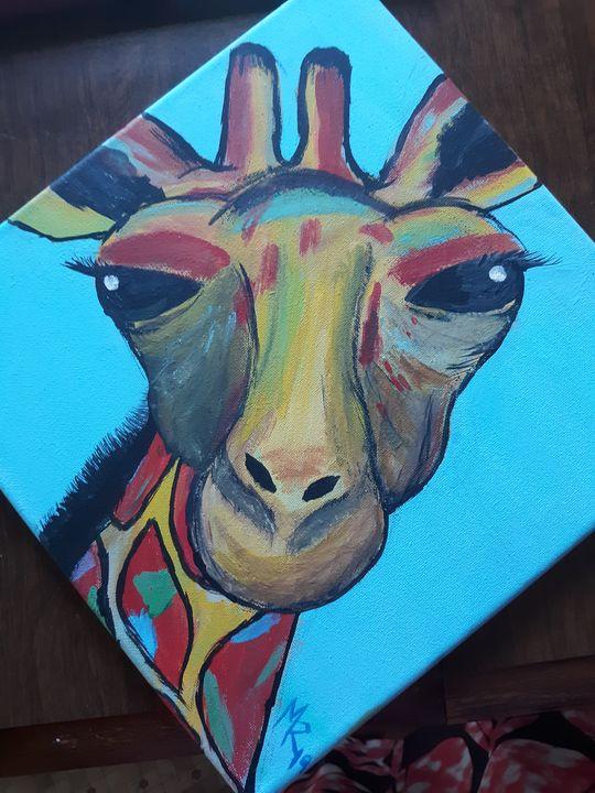 Geoffrey - Miranda May'd Artwork