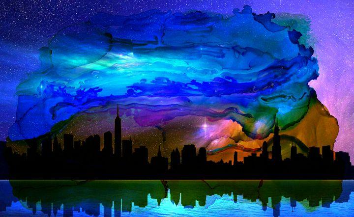 Cityscape - Edward Peck