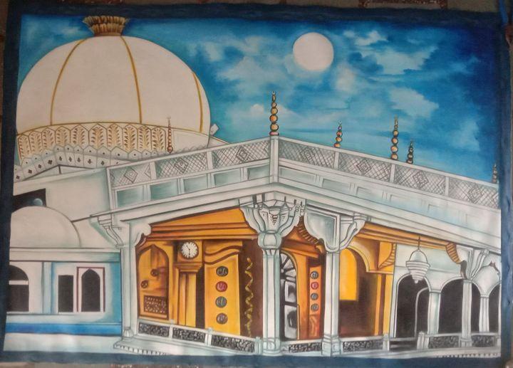Religious Monuments Ajmer Sharif Dar - shreekrishnam